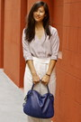 Blue-hobo-salvatore-ferragamo-bag-periwinkle-asos-blouse-off-white-h-m-pants