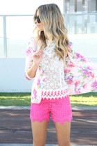 viva  Pink paradise