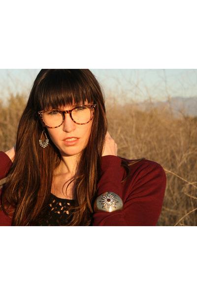 Courtney Kaye earrings - icon cuff Courtney Kaye bracelet