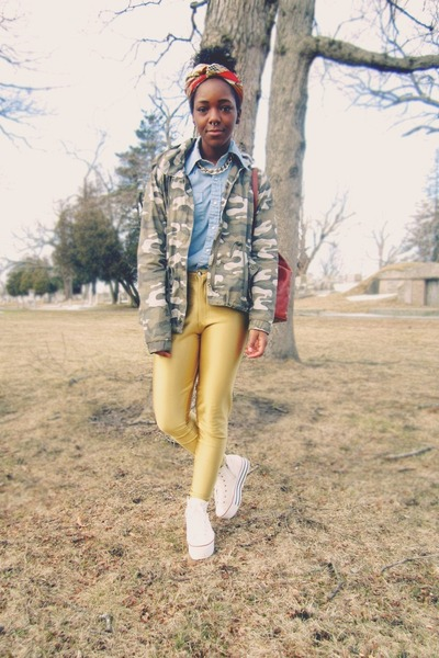 dress - How to gold wear disco pants video
