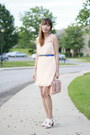 Marshalls-dress-michael-kors-wedges