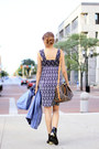 Derek-lam-jacket-tj-maxx-boots-max-studio-dress-louis-vuitton-bag