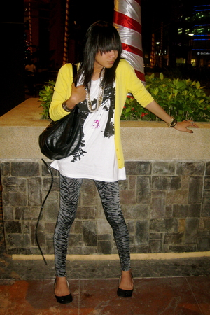 Mango jacket - Forever 21 Fuddyduddy accessories - Zara shoes - Topshop purse -