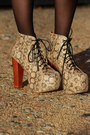Python-lita-jeffrey-campbell-boots-dark-gray-hat-dark-brown-vintage-bonia-ba