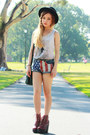 Topshop-shorts-jeffrey-campbell-boots-asos-hat-beige-topshop-top