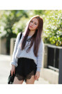 Knit-bayla-sweater-lace-markethq-shorts