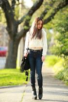 denim Joes Jeans jeans - Oscar Wylee sunglasses