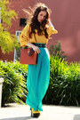 Yellow-jeffrey-campbell-shoes-crimson-louis-vuitton-bag