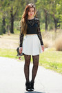 Jeffrey-campbell-shoes-leather-white-motel-rocks-skirt-lace-motel-rocks-top