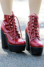 Ruby-red-jeffrey-campbell-boots-mustard-roxy-sweater-dark-brown-vintage-bag
