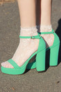Aquamarine-mint-sandals-from-hong-kong-heels-turquoise-blue-miu-miu-bag