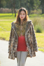 Fur-sportsgirl-coat-glitter-boots-wildpair-boots