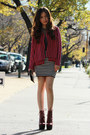 Brick-red-jeffrey-campbell-boots-hot-pink-stripes-blazer-crimson-vintage-fro