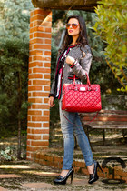 Queens Wardrobe jacket - Shoesworld heels