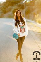 Pop Couture jumper - OASAP bag