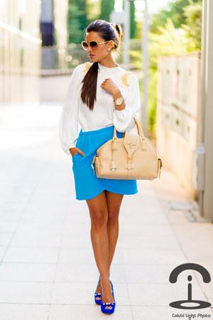 DIY Crmenes de la Moda blouse