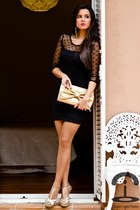 BLANCO dress - H&M bag - Forever 21 earrings