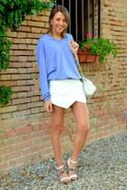 Zara skirt - Zara sandals