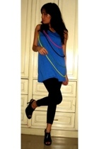 shirt - leggings - janilyn shoes