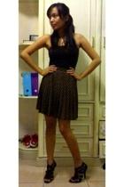 shirt - Express skirt - gojanecom shoes