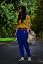 Uniqlo sweater - LJR pants