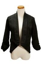 black Ya jacket