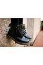 Patent-leather-doc-martens-boots-wool-blend-united-colors-of-benetton-jumper