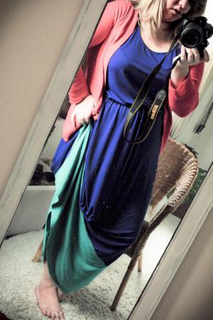 cardigan Target cardigan - maxi dress Target dress