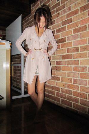 pink ctee of sydney coat