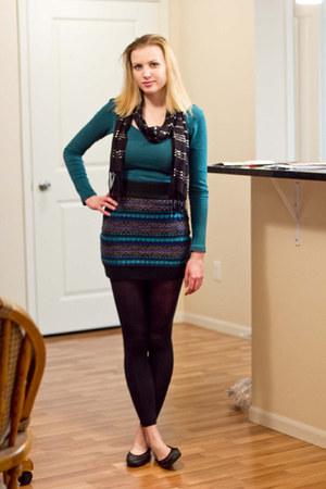 body-con Forever 21 dress - pattern Target skirt