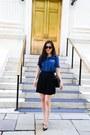 Zara-bag-zara-top-forever-21-skirt-christian-louboutin-heels