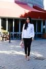 Zara-jeans-zara-bag-christian-louboutin-heels-cos-top