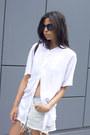 White-monk-cyeoms-shirt-dark-brown-donna-alexander-wang-bag