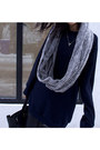 Black-creepers-tuk-shoes-heather-gray-knit-circle-american-apparel-scarf