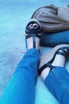 Steve Madden shoes - H&M purse - Levis jeans
