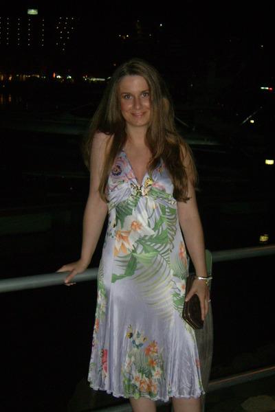 Class Roberto Cavalli dress
