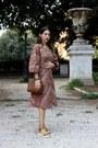 Burnt-orange-leather-michael-kors-bag-burnt-orange-paisley-vintage-skirt