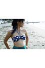 Blue-bikini-top-boutique-de-reines-intimate
