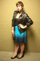 Express skirt - Members Only jacket