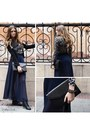 Black-modesta-boots-black-paneled-jacket-nikibiki-jacket