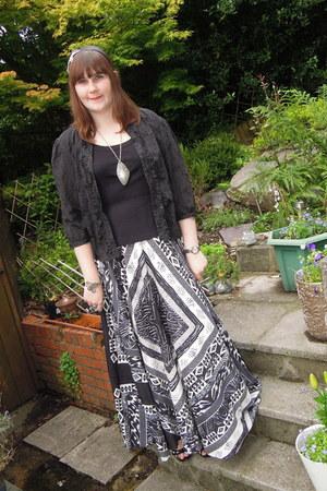 Matalan skirt - Matalan top