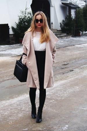 beige Mohito coat