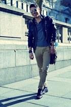 camel Levis jeans - blue Charles & 1-2 jacket