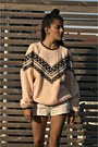 Light-pink-eovu-sweatshirt-off-white-american-apparel-wedges