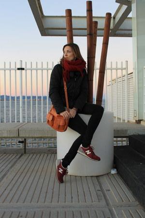 Primark jeans - Marithe Francois Girbaud jacket - lamarthe bag