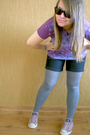 Purple-mercearia-t-shirt-purple-converse-shoes