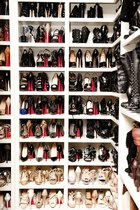 Khloe Kardashian heels