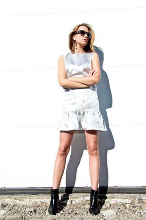 periwinkle DIY dress