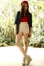 Cotton-on-hat-forever-21-shorts