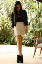 Forever 21 jacket - SM Dept Store skirt
